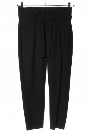 Only 7/8 Length Trousers black casual look