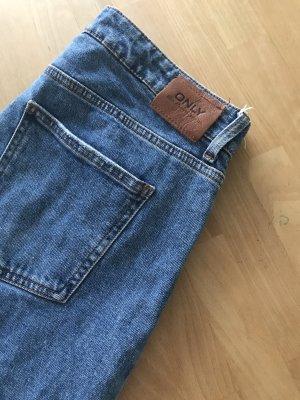 Only Jeans 7/8 bleu