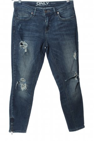 Only 7/8 Length Jeans blue casual look