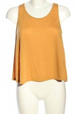 Only A-Linien Top hellorange Casual-Look