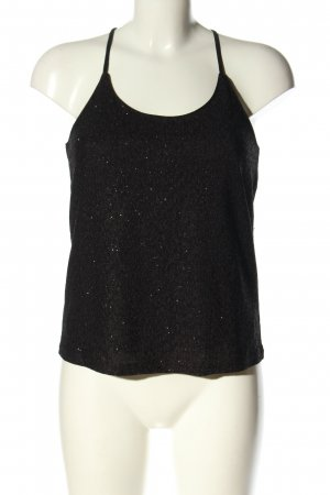 Only Basic Top schwarz Casual-Look
