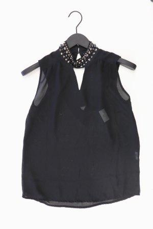 Only Ärmellose Bluse Größe 34 schwarz