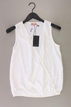 Only Ärmellose Bluse Größe 36 neu mit Etikett Neupreis: 17,0€! weiß aus Polyester