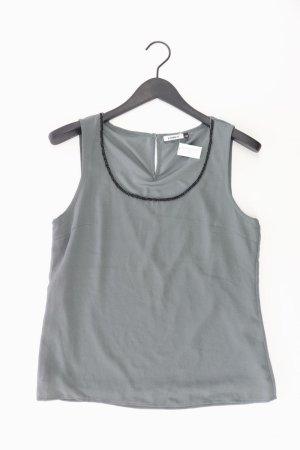 Only Ärmellose Bluse Größe 38 grau aus Polyester