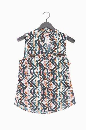 Only Ärmellose Bluse Größe 38 neuwertig mehrfarbig