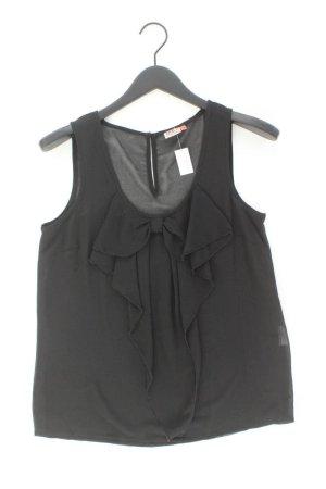 Only Ärmellose Bluse Größe 38 schwarz