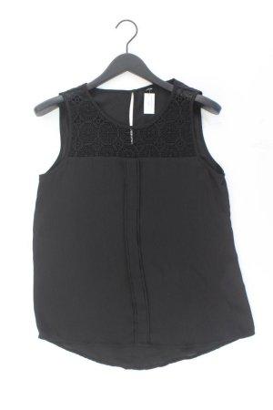 Only Ärmellose Bluse Größe 38 schwarz aus Polyester