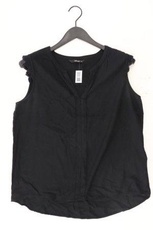 Only Ärmellose Bluse Größe 40 schwarz