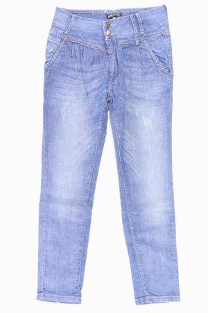 Only Baggy Jeans Größe W25/L34 blau aus Baumwolle