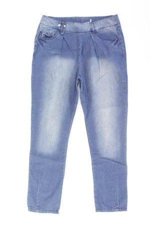 Only Jeans baggy bleu-bleu fluo-bleu foncé-bleu azur coton