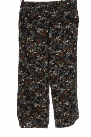 Only Baggy Pants Allover-Druck Casual-Look