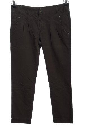 Only Pantalon «Baggy» noir style décontracté