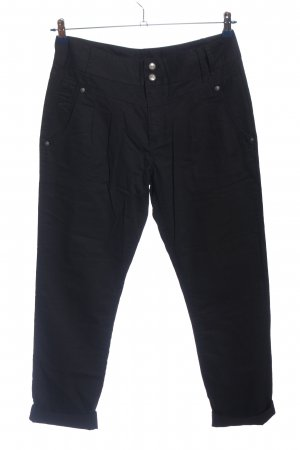 Only Baggy Pants schwarz Casual-Look