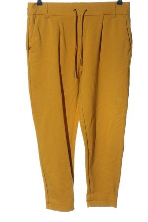 Only Baggy broek licht Oranje casual uitstraling