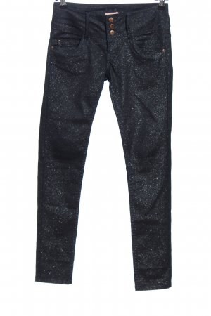 Only Stretch Jeans blau meliert Casual-Look