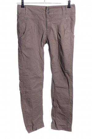 Only Baggy Pants braun Casual-Look