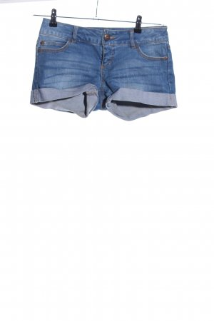 Only Baggyjeans blau Casual-Look