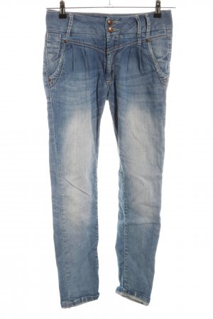 Only Baggy jeans blauw casual uitstraling