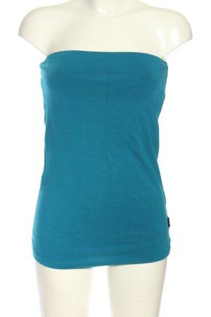 Only Top a fascia blu stile casual
