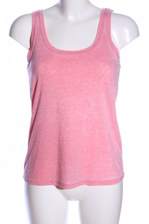 Only Basic topje roze gestippeld casual uitstraling