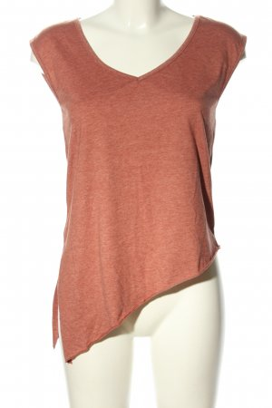 Only Top lungo color carne stile casual