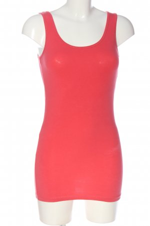 Only Basic topje rood casual uitstraling