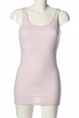 Only Basic topje roze casual uitstraling
