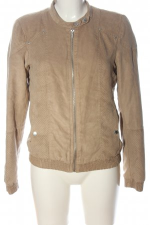 Only Biker Jacket natural white casual look