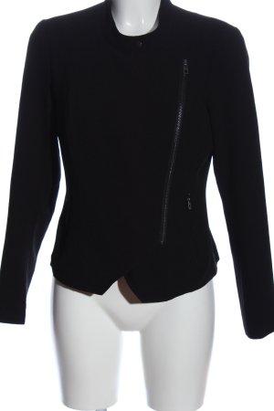 Only Biker Jacket black casual look