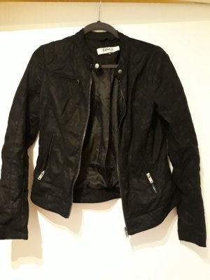 Only Veste motard noir