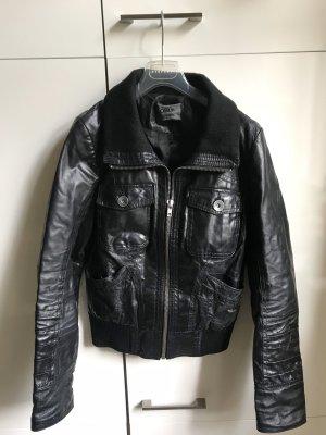 Only Giacca da motociclista nero