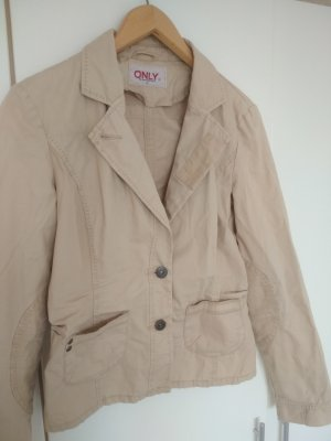 ONLY Blazer / Baumwollblazer/ Taillierter Blazer