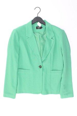 Only Blazer Größe 42 grün aus Polyester