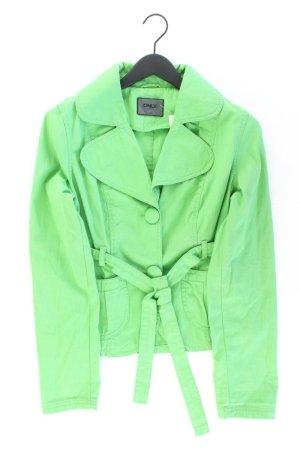 Only Blazer groen-neon groen-munt-weidegroen-grasgroen-bos Groen Viscose