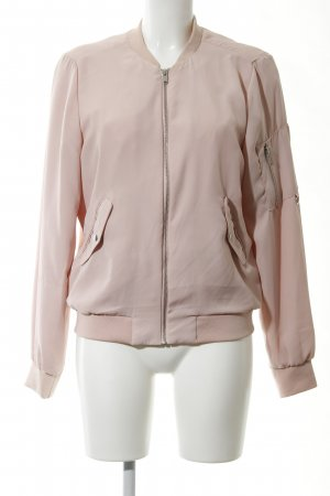 Only Blouson rosa stile casual