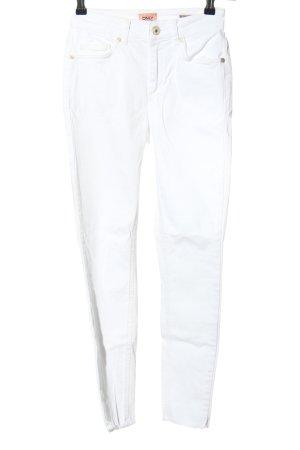 only blue denim Five-Pocket-Hose