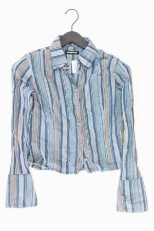 Only Bluse blau Größe S
