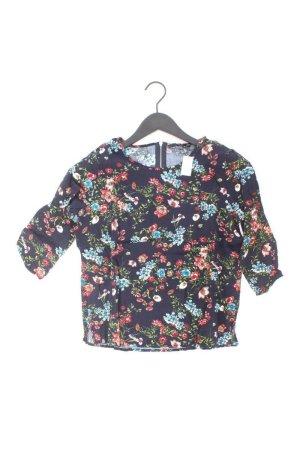 Only Bluse Größe 36 mit Blumenmuster 3/4 Ärmel mehrfarbig