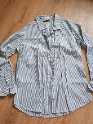 only bluse hemd streifen lang