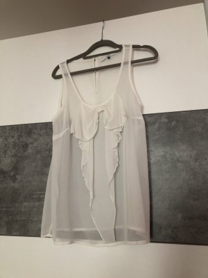 Only Bluse in weiß