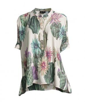 Only Blusa taglie forti multicolore