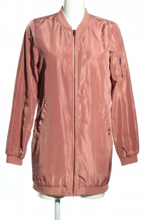 Only Blusenjacke pink Casual-Look