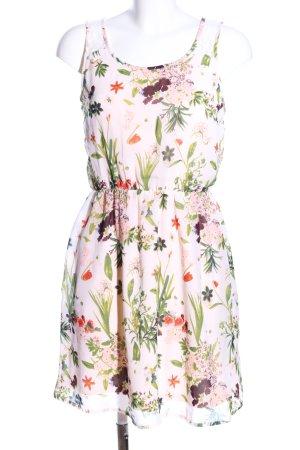 Only Blusenkleid Blumenmuster Casual-Look