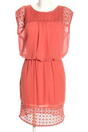 Only Blusenkleid pink Casual-Look