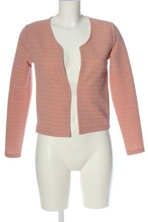Only Bolero nude-pink Streifenmuster Casual-Look