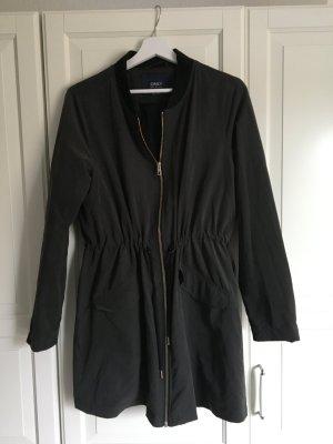 Only Parka khaki-zwart Polyester