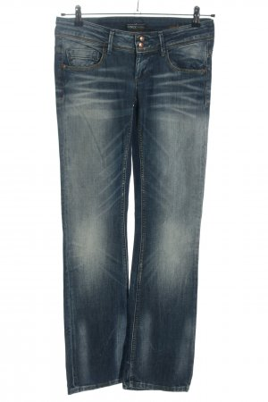 Only Boot Cut Jeans blau Casual-Look