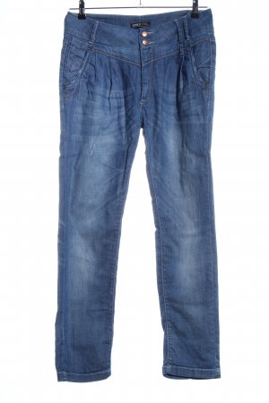 Only Boyfriend jeans blauw casual uitstraling