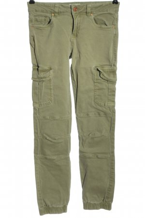Only Boyfriend Jeans khaki casual look