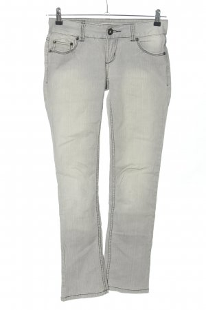 Only Boot Cut Jeans hellgrau Casual-Look